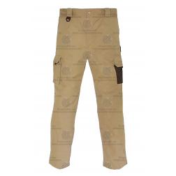pantalon triton beige
