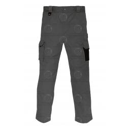 pantalon triton gris